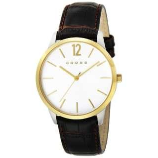 CROSS(クロス) 腕時計 フランクリンミディアム (FRANKLIN MIDIUM) CR8015-05 文字盤:シルバー 【正規品】