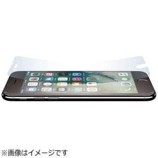 iPhone SE(第2世代)4.7インチ/ iPhone 7用 アンチグレアフィルムセット PBY-02
