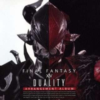 FINAL FANTASY XIV : Duality ~ Arrangement Album ~(映像付サントラ/Blu-ray Disc Music) 【ブルーレイ】