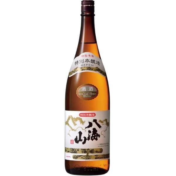 八海山 特別本醸造 1800ml【日本酒・清酒】