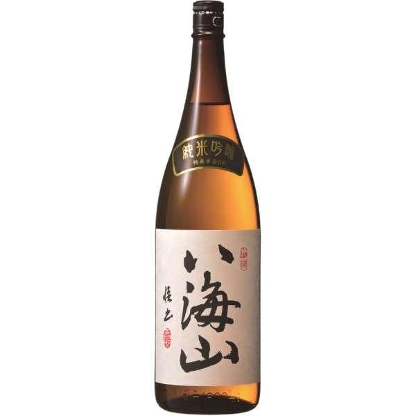 八海山 純米吟醸 1800ml【日本酒・清酒】