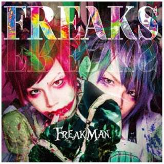 FREAKMAN./FREAKS 【CD】