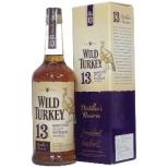 ワイルドターキー 13年 700ml【ウイスキー】