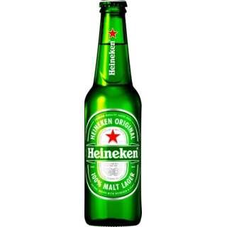 [賞味期限切迫の為、ネット限定特価] ハイネケン ロングネック瓶 330ml(24本)【海外ビール】