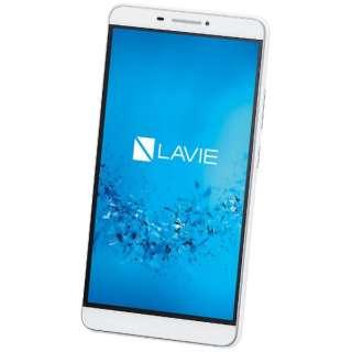 PC-TE507FAM Androidタブレット LAVIE Tab E ホワイト [7型ワイド /ストレージ:16GB /Wi-Fiモデル]