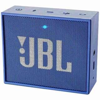 JBLGOBLUE ブルートゥース スピーカー ブルー [Bluetooth対応]