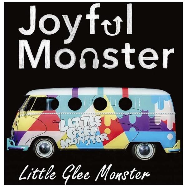 Little Glee Monster/Joyful Monster 通常盤 【CD】