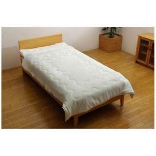 フランアイズ毛布(セミダブルサイズ/160×200cm/アイボリー)
