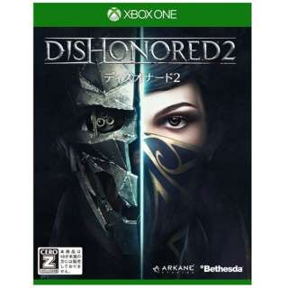 Dishonored 2【Xbox Oneゲームソフト】