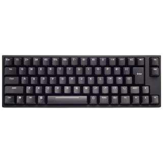 AS-KBPD70/LBKN キーボード Cherry MX 黒軸 ARCHISS ProgresTouch RETRO TINY 黒 [有線]