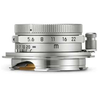 カメラレンズ M F5.6/28mm SUMMARON(ズマロン) ブラック 11695 [ライカM /単焦点レンズ]