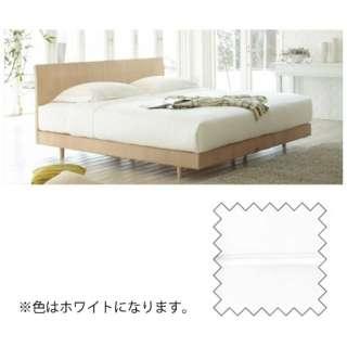 【ボックスシーツ】エッフェ プレミアム キングサイズ(綿100%/195×195×40cm/ホワイト)【日本製】 フランスベッド