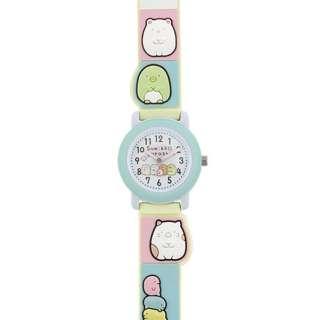 キャラクター腕時計 すみっコぐらし(ブルー) SX-V07-SG 【正規品】