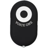 ブルートゥース スピーカー VOICE ONE(ボイスワン) ブラック MA-105 [Bluetooth対応]