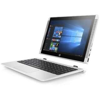 Y4G69PA#ABJ ノートパソコン x2 10-p006TU ブリザードホワイト [10.1型 /intel Atom /eMMC:64GB /メモリ:4GB /2016年11月モデル]