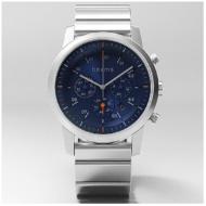 ウェアラブル端末 「wena wrist Chronograph -beams edition-」 WN-WC02S