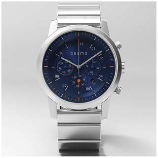 ウェアラブル端末 「wena wrist Chronograph -beams edition-」 WN-WC02S