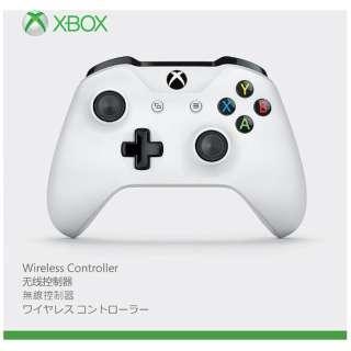 【純正】Xbox One ワイヤレスコントローラー(ホワイト)【XboxOne】
