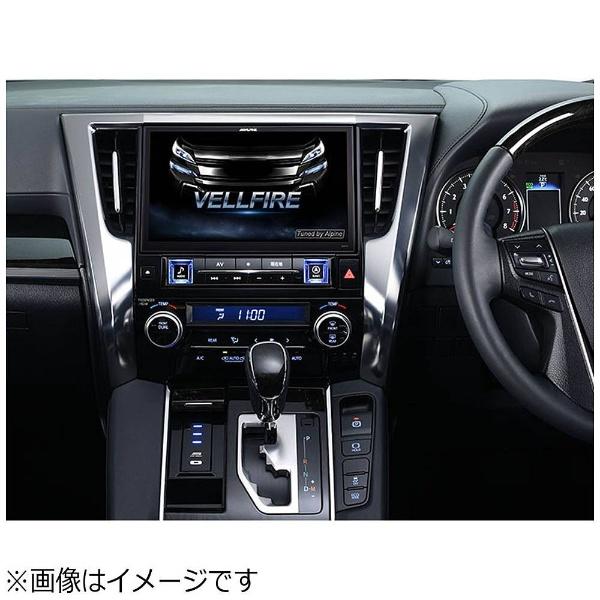 ALPINE BIGX11 EX11V-VE-B カーナビ・ポータブルナビ