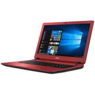ES1-533-F14D/R ノートパソコン Aspire ES 15 ローズウッドレッド [15.6型 /intel Celeron /HDD:500GB /メモリ:4GB /2016年11月モデル]