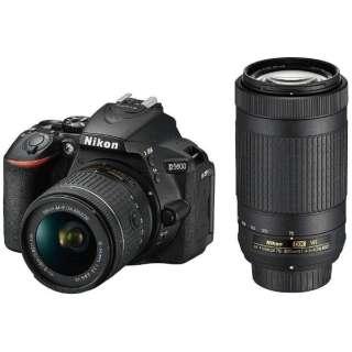 D5600【ダブルズームキット】/デジタル一眼レフカメラ