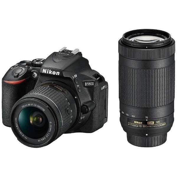 ビックカメラ.com | ニコン Nikon D5600【ダブルズームキット ...