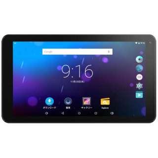 KPD108R V2 Androidタブレット ブラック [10型 /ストレージ:8GB /Wi-Fiモデル]