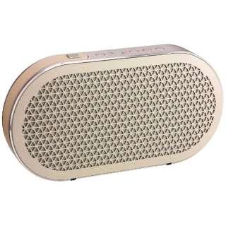 KATCH/CG ブルートゥース スピーカー クラウド・グレー [Bluetooth対応]