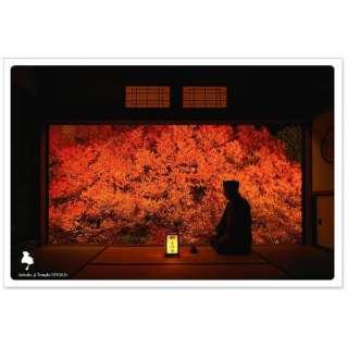 日本の絶景ポストカード 『秋』 (安国寺/兵庫) JPC-19