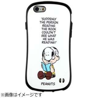 iPhone 6s/6用 ピーナッツ iface First Classケース スヌーピー&チャーリー・ブラウン/ホワイト