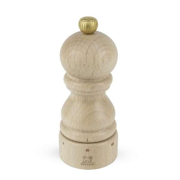 23362 ペッパーミル 12cm PARIS U'SELECT(パリ ユーセレクト) 白木