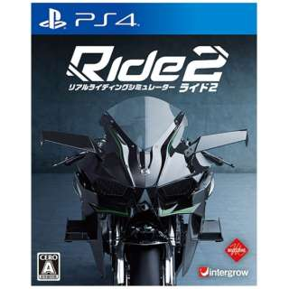 Ride2【PS4ゲームソフト】