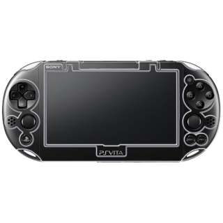 Newプロテクトケース for PlayStaion Vita クリア【PSV(PCH-2000)】