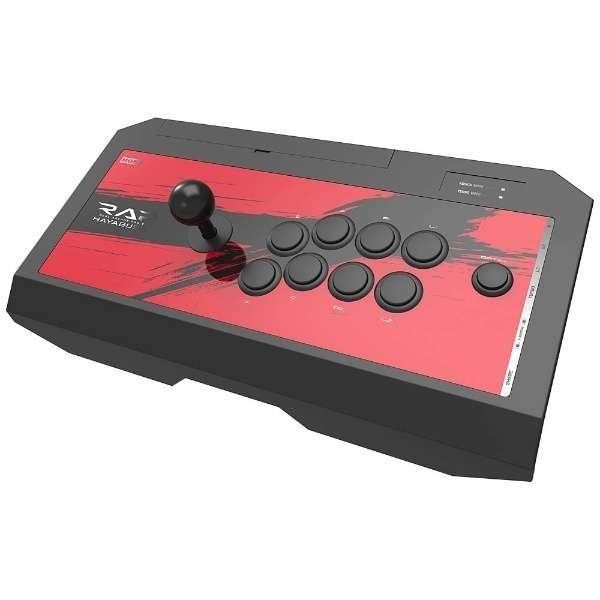 リアルアーケードPro.V HAYABUSA ヘッドセット端子付 for PlayStation 4 / PlayStation 3 / PC PS4-055 【PS5/PS4/PS3】