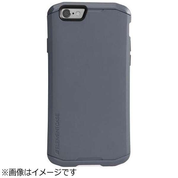 iPhone 6s/6用 AURA スレートブルー ELEMENTCASE