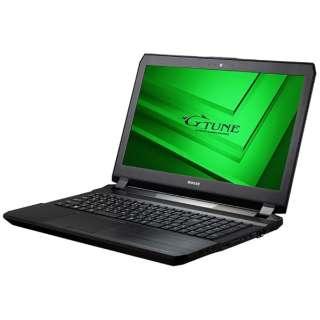 BC-GTUNEI67G16N4 ゲーミングノートパソコン G-Tune [15.6型 /intel Core i7 /HDD:1TB /SSD:120GB /メモリ:16GB /2016年12月モデル]