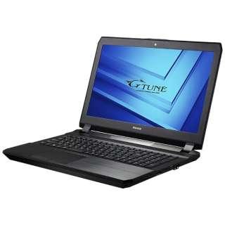 BC-GTUNEI67G17N4 ゲーミングノートパソコン G-Tune [15.6型 /intel Core i7 /HDD:1TB /SSD:240GB /メモリ:16GB /2016年12月モデル]