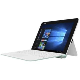 T102HA-8350W ノートパソコン TransBook Min ホワイト [10.1型 /intel Atom /eMMC:64GB /メモリ:4GB /2016年12月モデル]