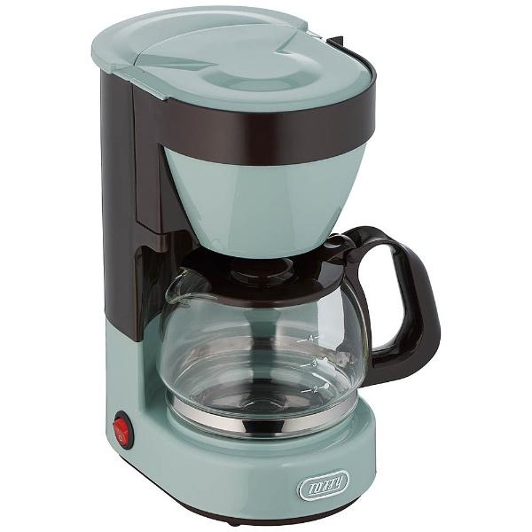 Toffy トフィー 4カップコーヒーメーカー