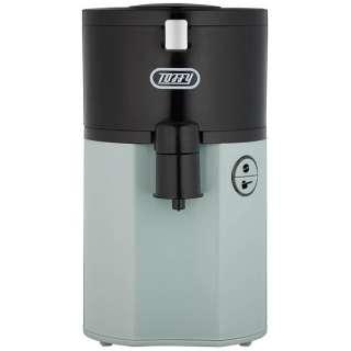 K-CM2 コーヒーメーカー Toffy PALE AQUA [全自動 /ミル付き]