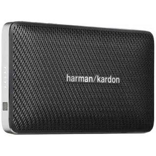 HKESQUIREMINIBLK ブルートゥース スピーカー ブラック [Bluetooth対応]