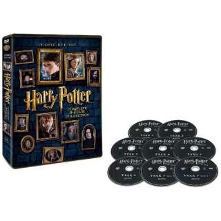 ハリー・ポッター 8-Film DVDセット 【DVD】
