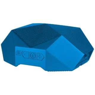 OT2800-EB ブルートゥース スピーカー TURTLE SHELL 3.0 エレクトリックブルー [Bluetooth対応 /防水]
