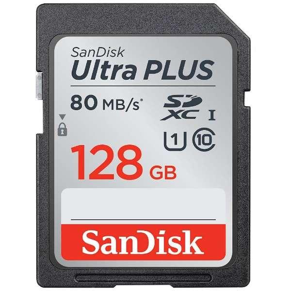SDXCカード ウルトラ シリーズ SDSDUSC-128G-JNJIN [128GB /Class10]