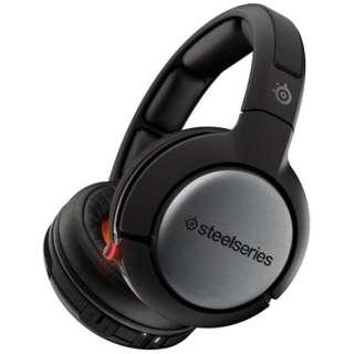 61230 ゲーミングヘッドセット Siberia [ワイヤレス(Bluetooth) /両耳 /ヘッドバンドタイプ]