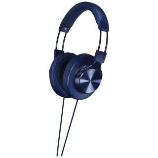 ヘッドホン HA-SD7-A ブルー [φ3.5mm ミニプラグ /ハイレゾ対応]