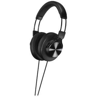 ヘッドホン HA-SD7-B ブラック [φ3.5mm ミニプラグ /ハイレゾ対応]