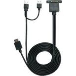 【純正】On-Lap 1503シリーズ専用 HDMI-A⇒USB-A ドックポートケーブル