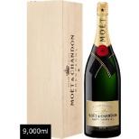 [正規品] モエ・エ・シャンドン ブリュット サルマナザール 9000ml【シャンパン】