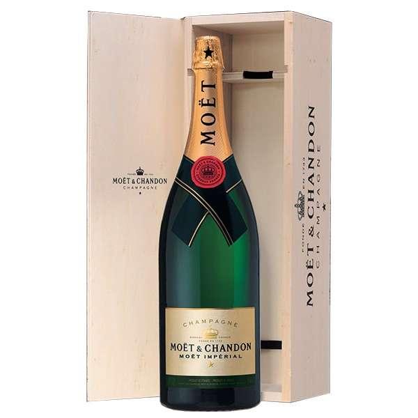 [正規品] モエ・エ・シャンドン ブリュット ジェロボアム 3000ml【シャンパン】